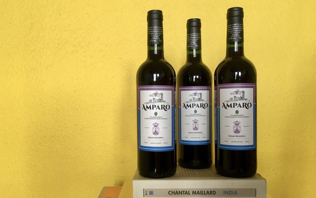 Diseños de uva tinta: etiquetas personalizadas para vinos