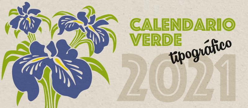 Nuestros calendarios y agendas más verdes para anunciar 2021